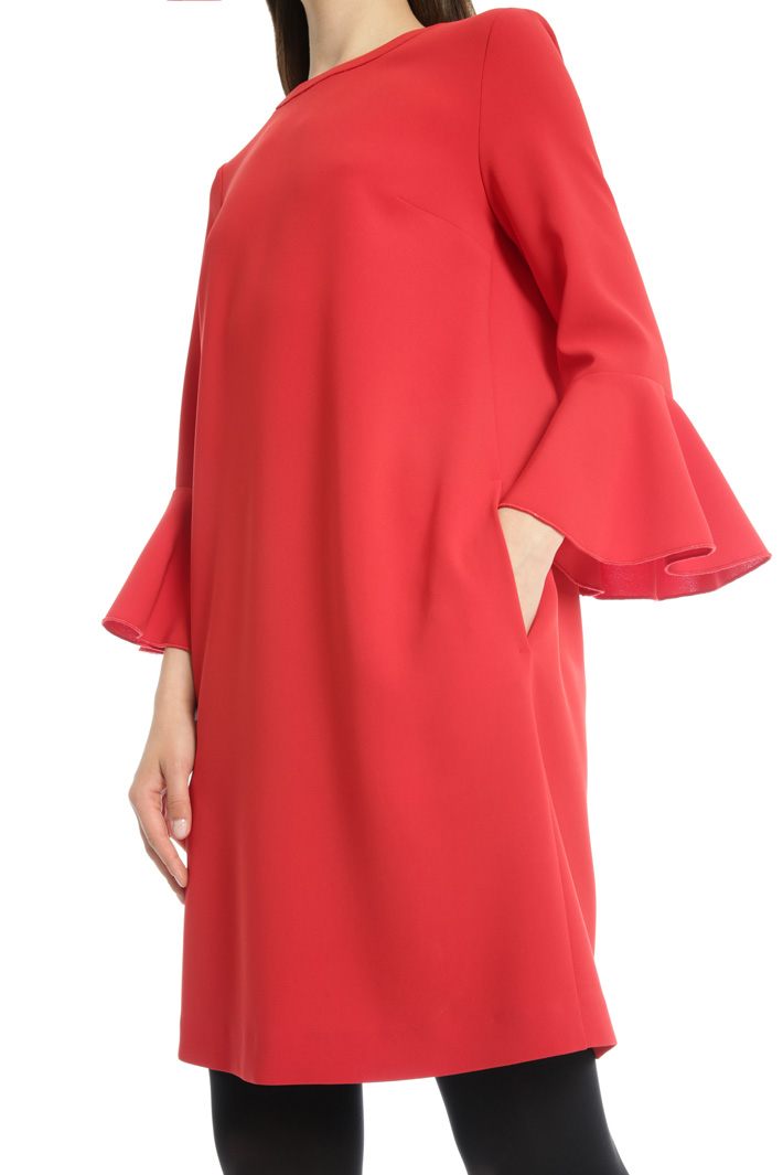 Bell sleeve dress Intrend