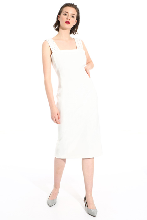 Triacetate dress Intrend