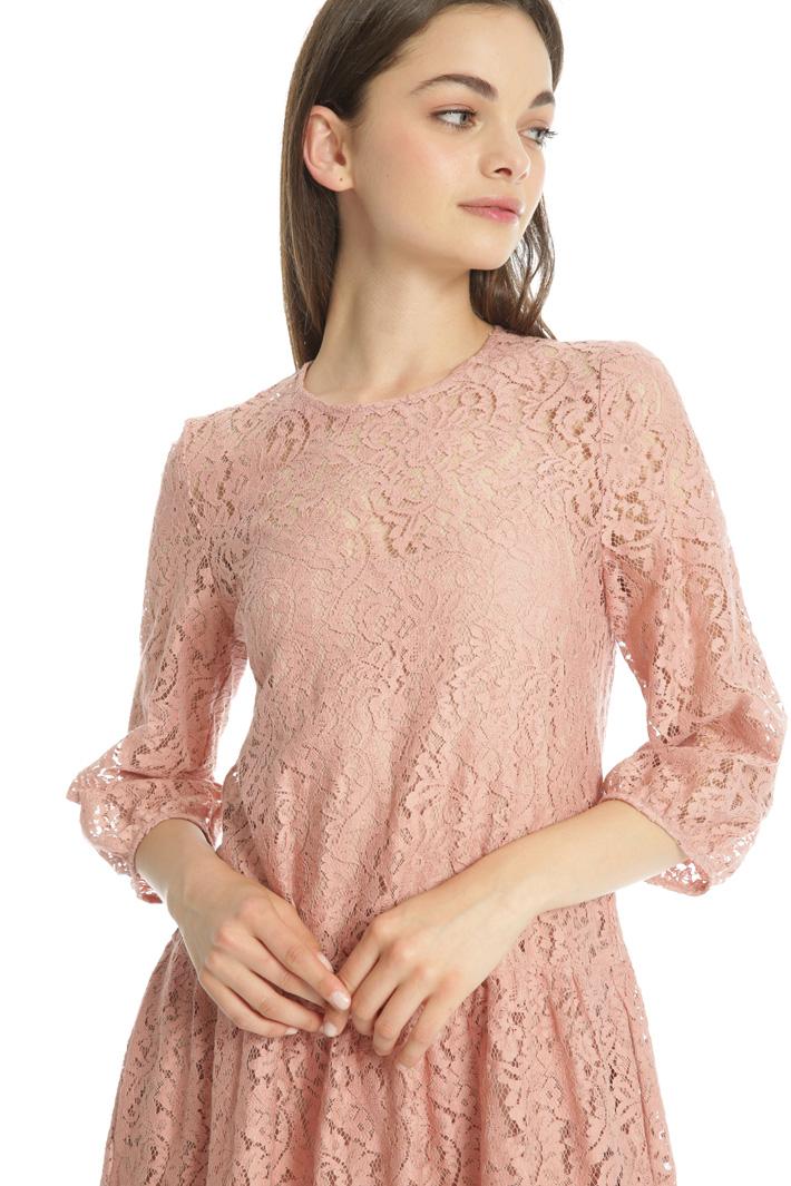 Cotton lace dress Intrend