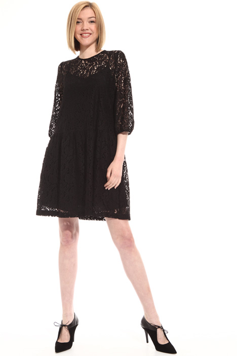 Cotton lace dress Intrend