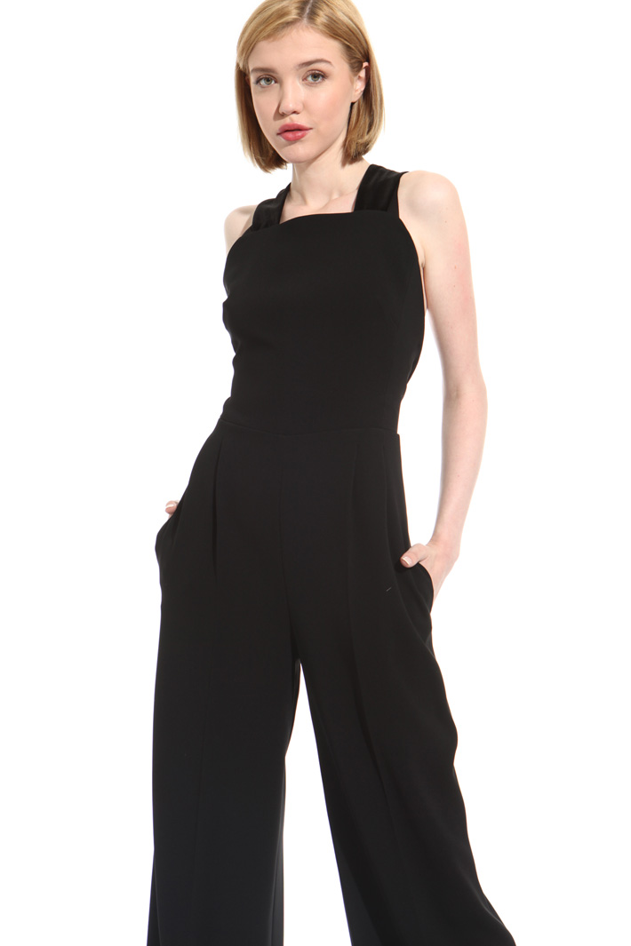 Heavy cady jumpsuit Intrend