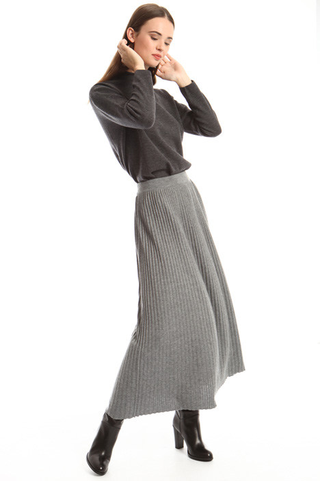 Knit viscose skirt Intrend