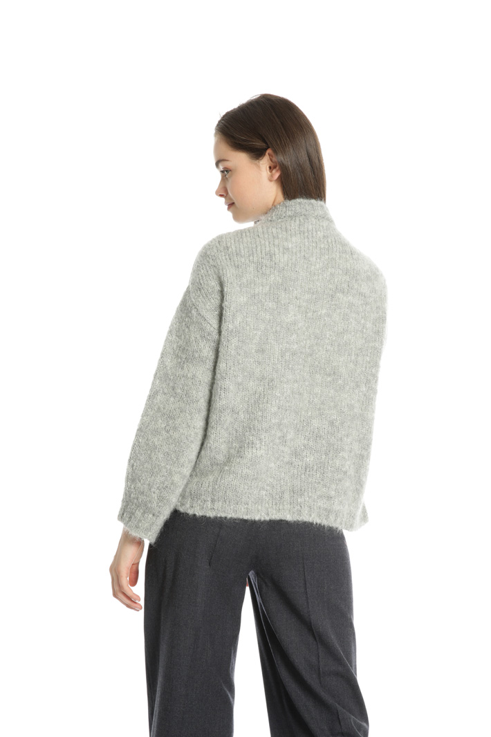 Mohair wool cardigan Intrend