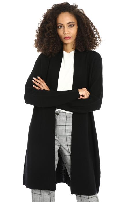 Cardigan in lana vergine Intrend