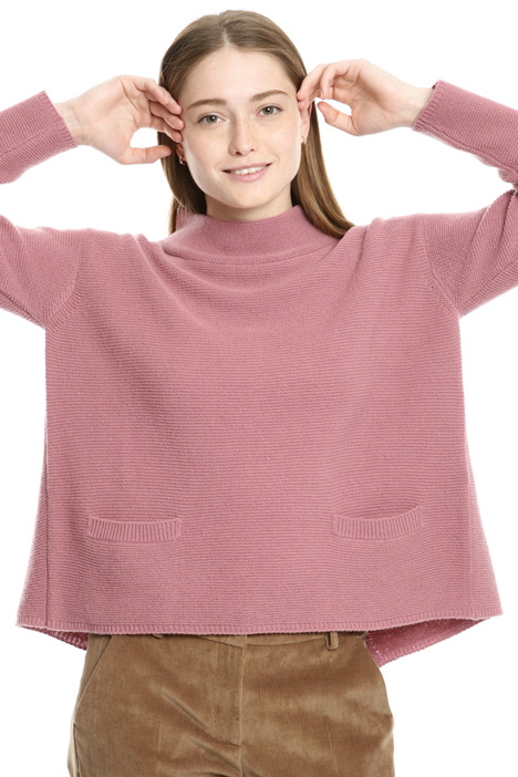 Funnel neck sweater Intrend