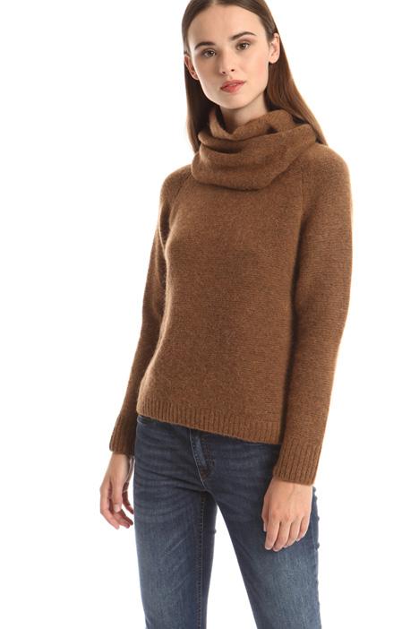Alpaca wool blend sweater Intrend