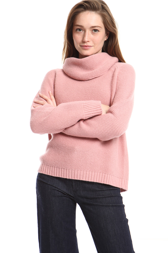 Alpaca blend sweater Intrend