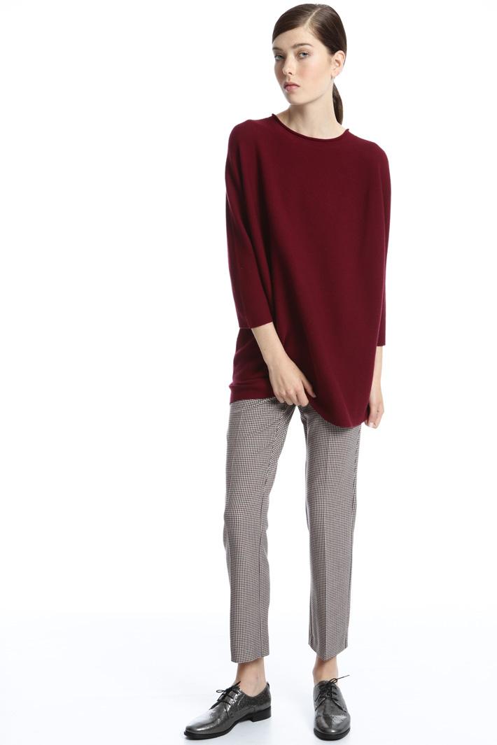 Oversized wool sweater Intrend