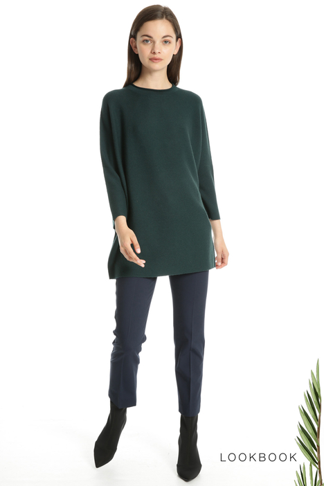 Oversized wool sweater Intrend