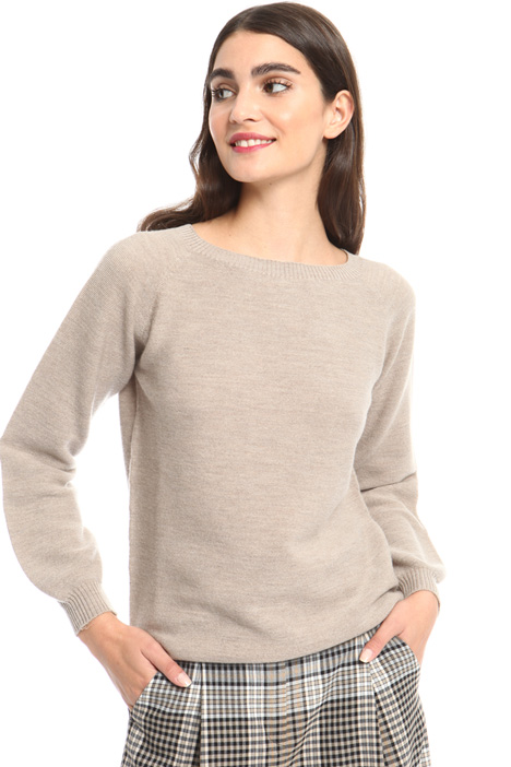 Virgin wool sweater Intrend