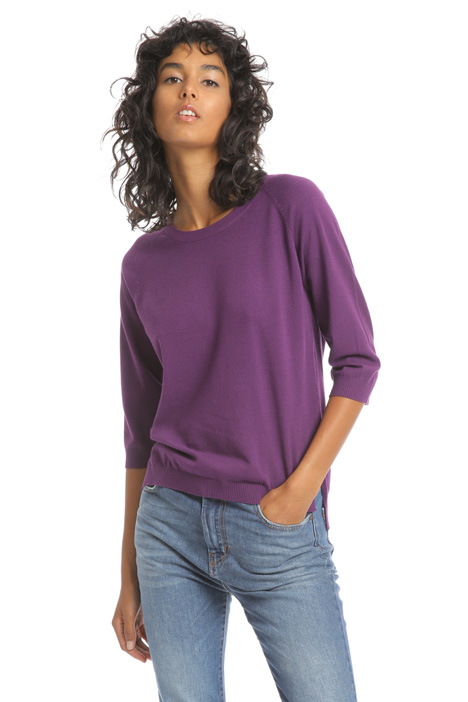 Maglia in viscosa stretch Intrend