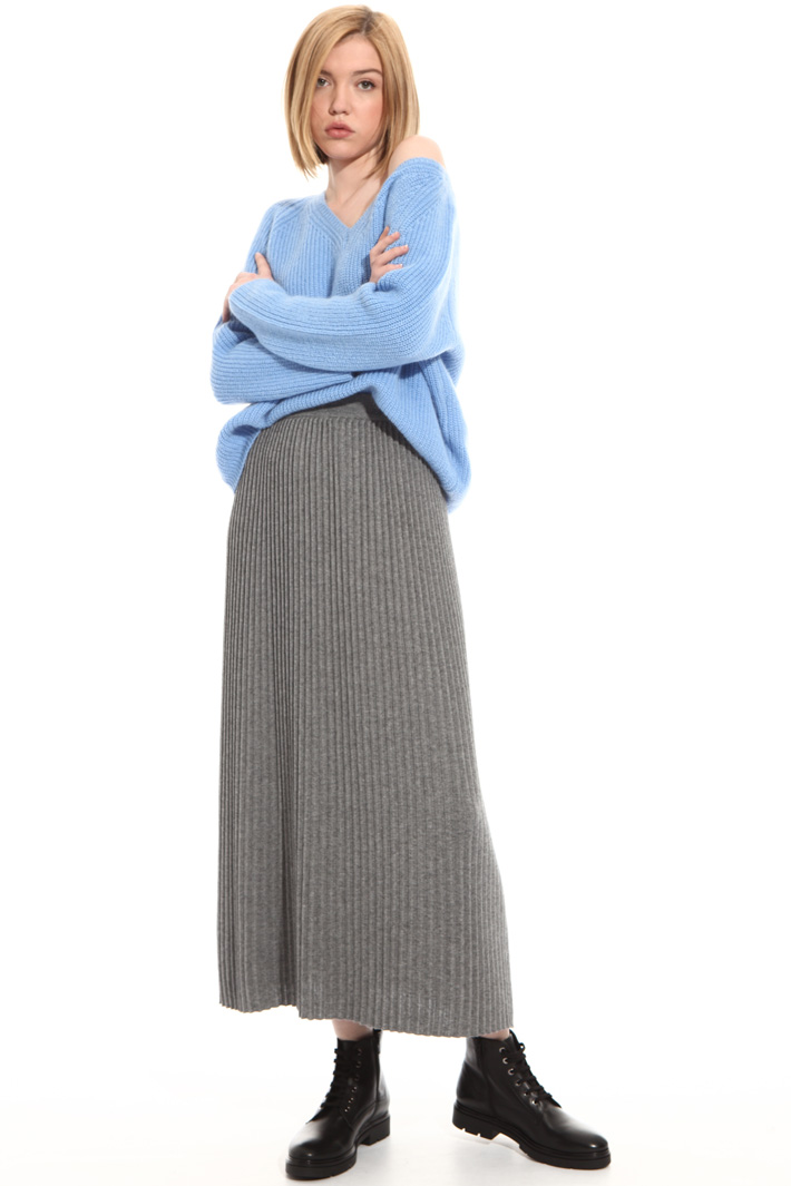 Soft mohair sweater Intrend