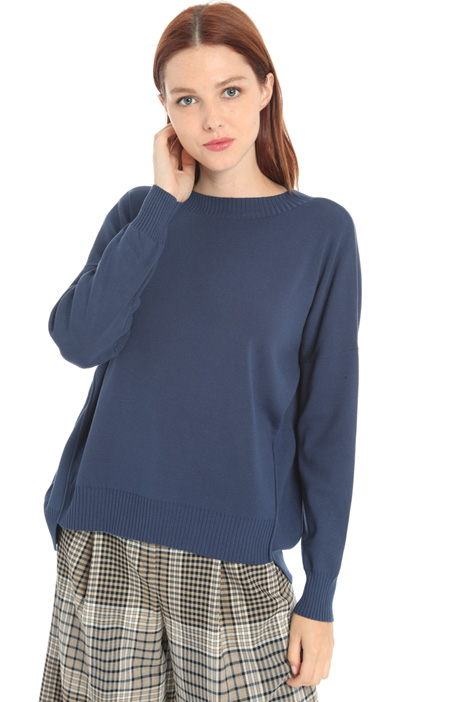 Oversized viscose sweater Intrend