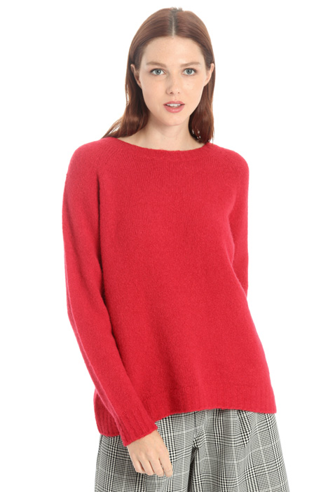 Alpaca sweater Intrend