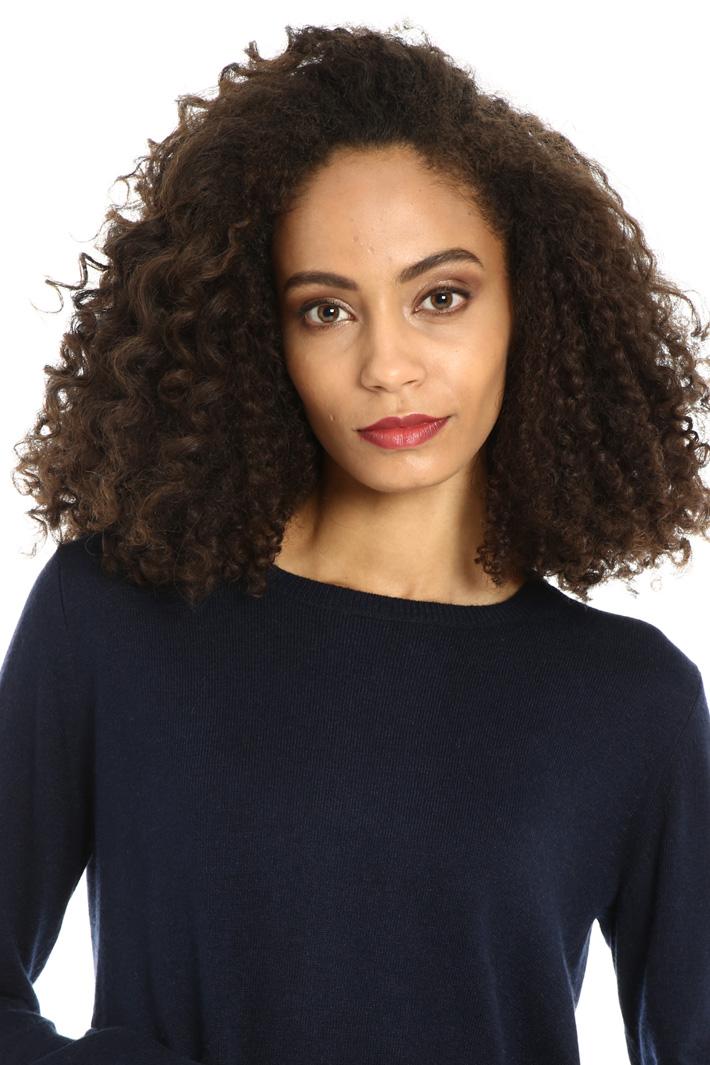 Angora blend sweater Intrend