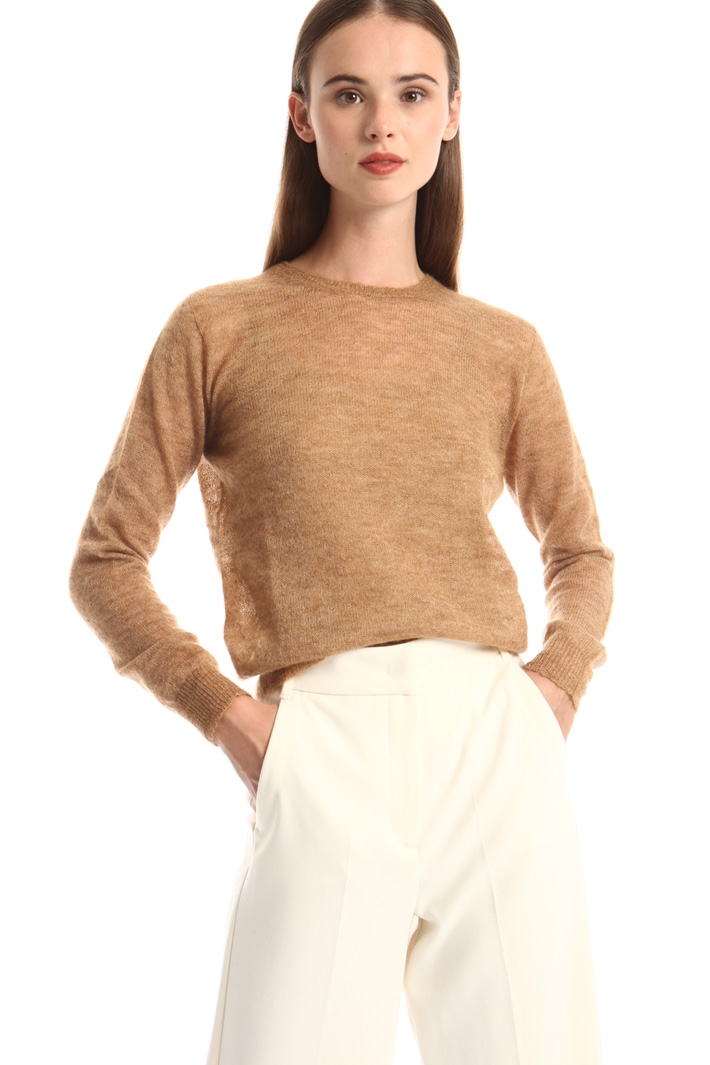 Mohair wool sweater Intrend