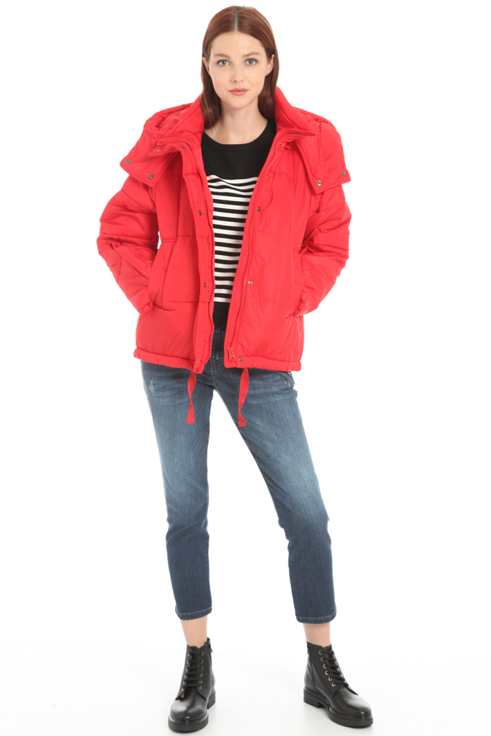 Padded bomber jacket Intrend