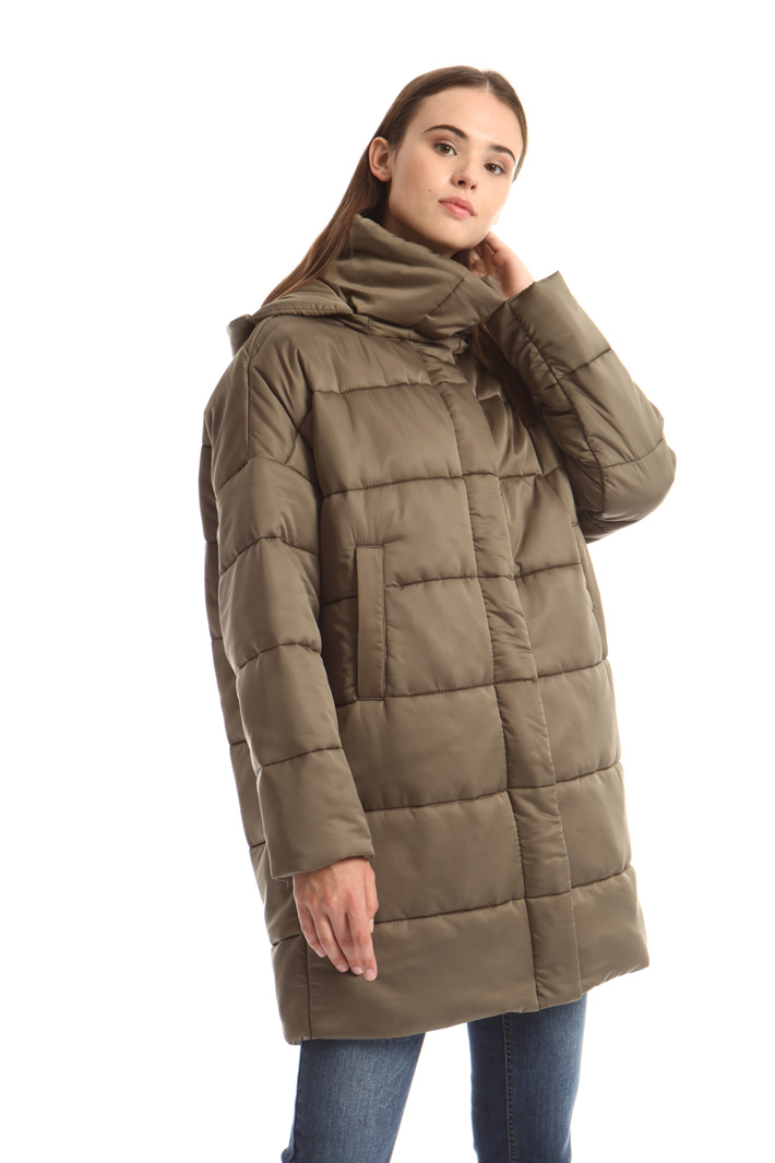 Oversized puffer coat Intrend