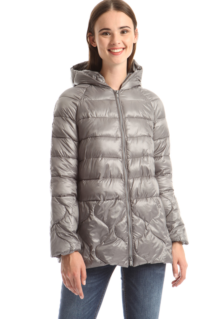 Cape with padded jacket Intrend