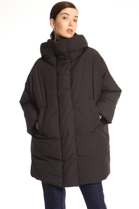 Boxy puffer jacket Intrend