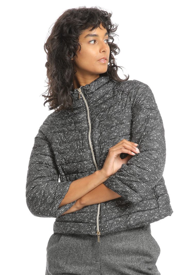 Boxy fit puffer jacket Intrend
