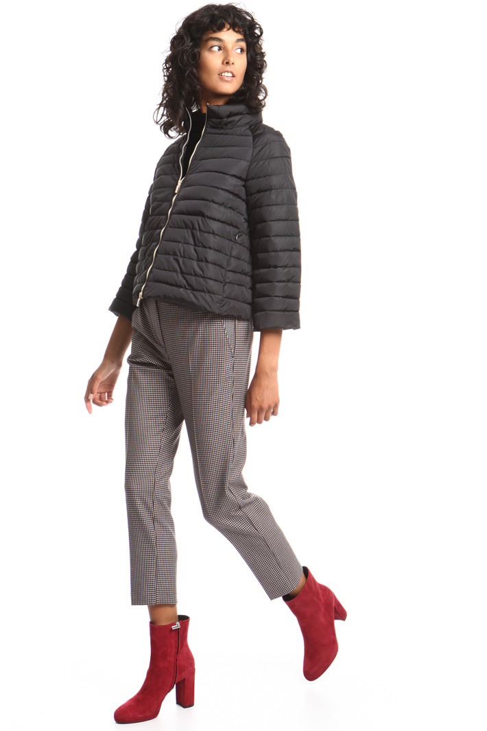 Quilted puffer jacket Intrend