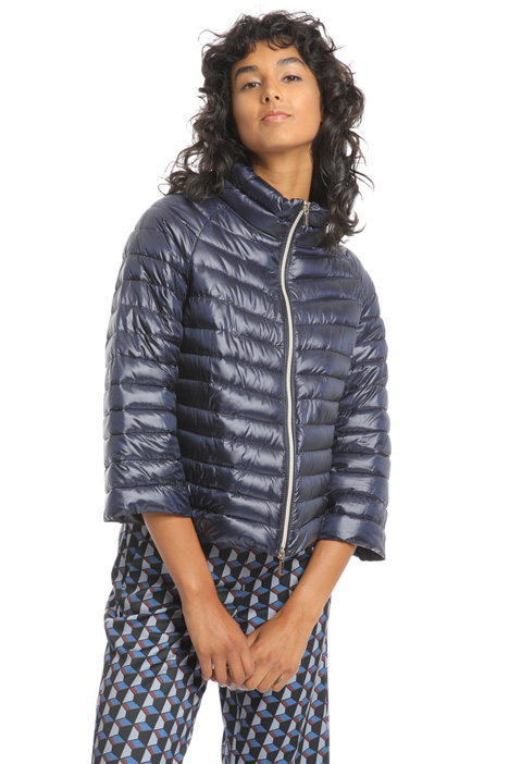 Boxy fit quilted jacket Intrend