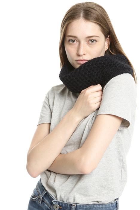 Collo in maglia lurex Intrend