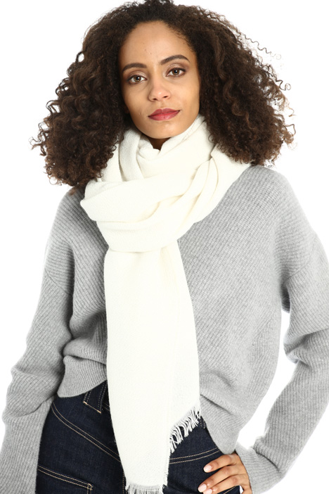 Wool lurex scarf Intrend