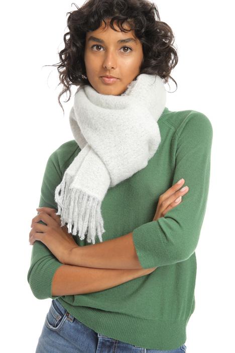 Bouclé wool scarf Intrend
