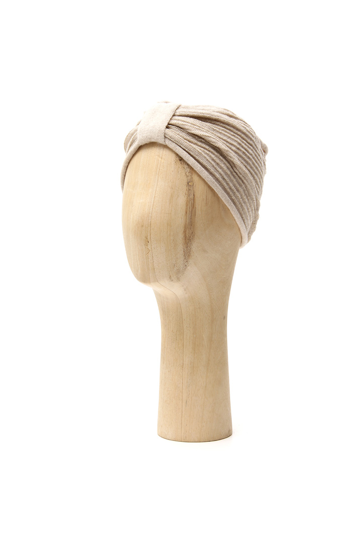 Wool and cashmere headband Intrend