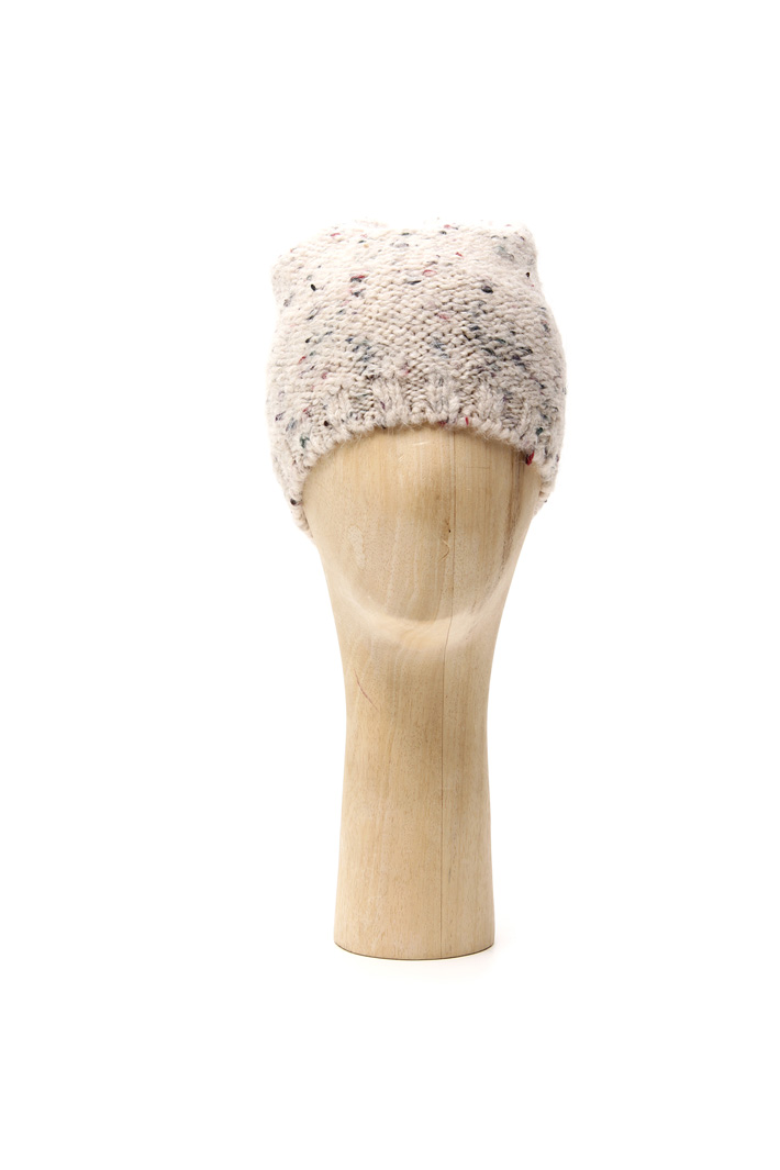Alpaca blend yarn hat Intrend