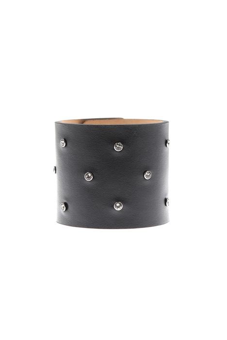 Leather rigid bracelet Intrend