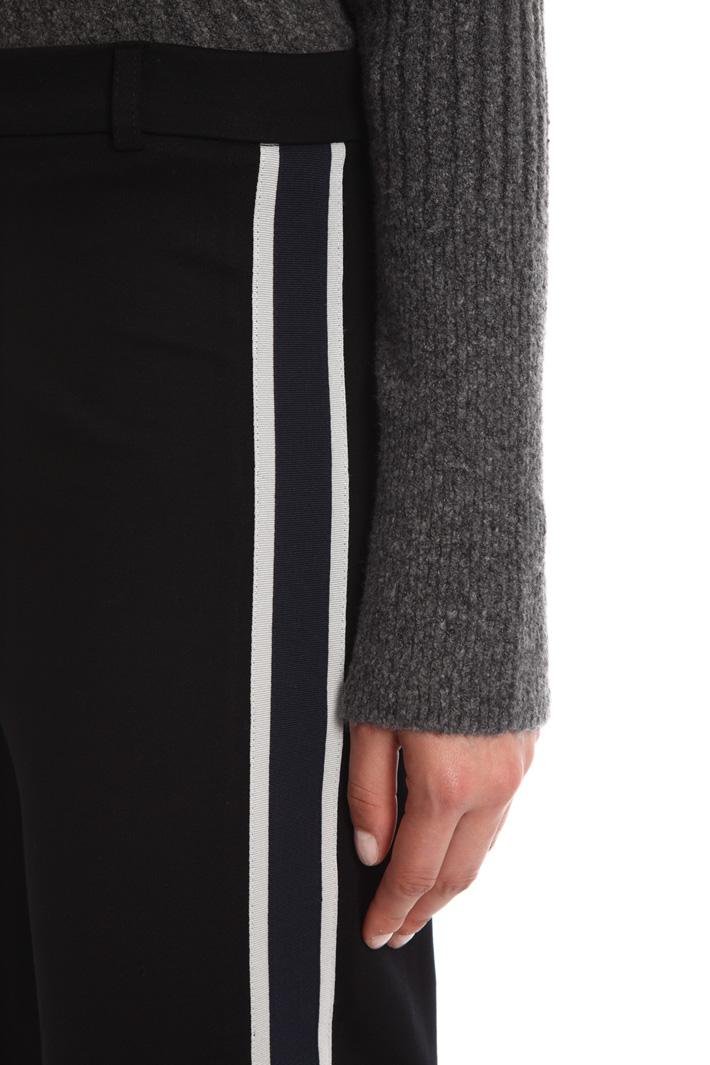 Interlock jersey trousers Intrend