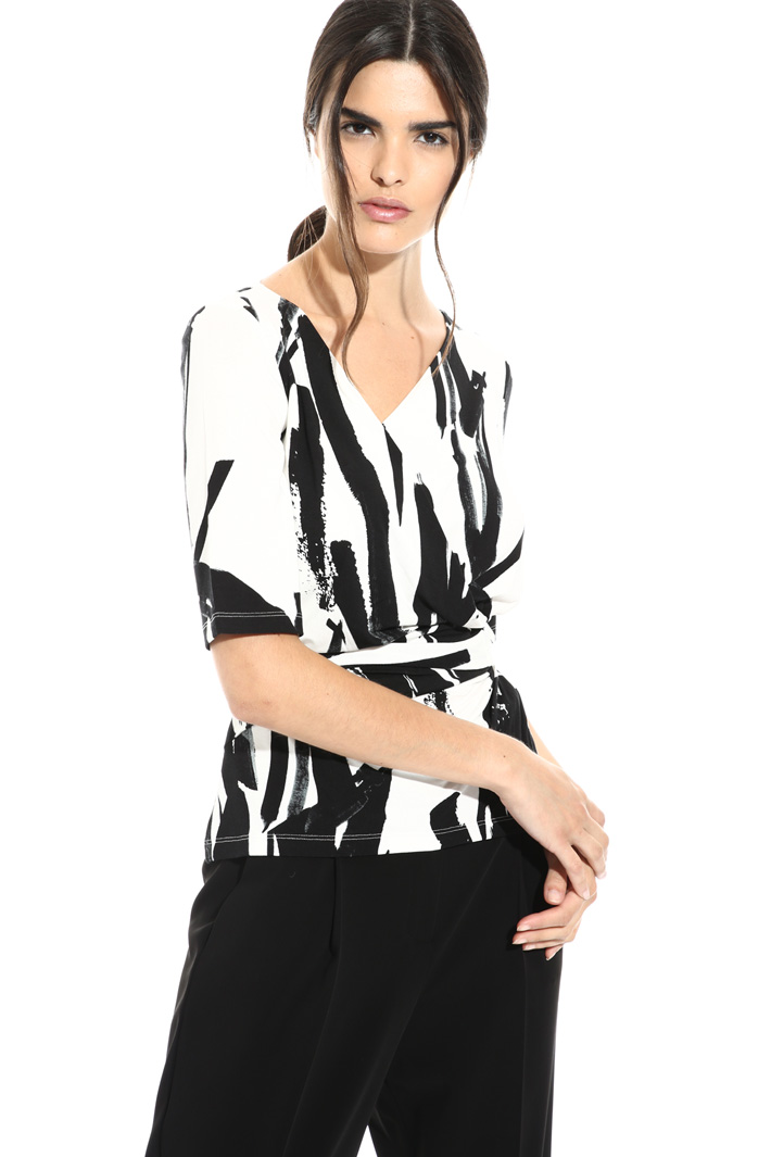 Viscose jersey top Intrend