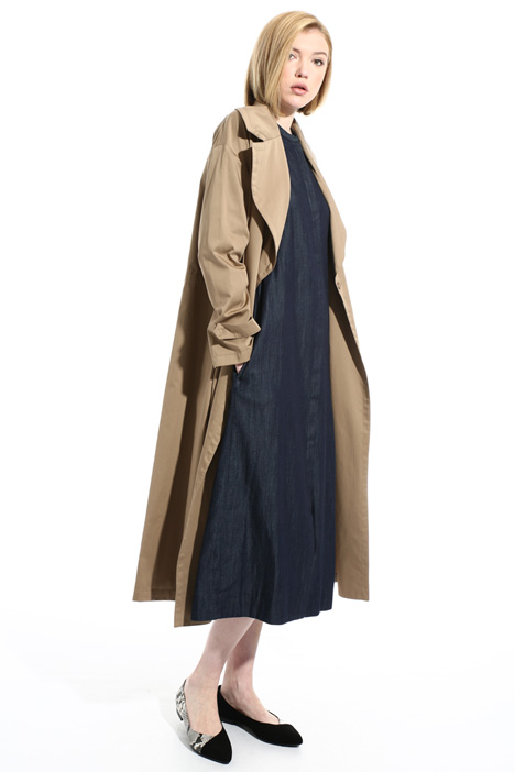 Pure cotton duster coat Intrend