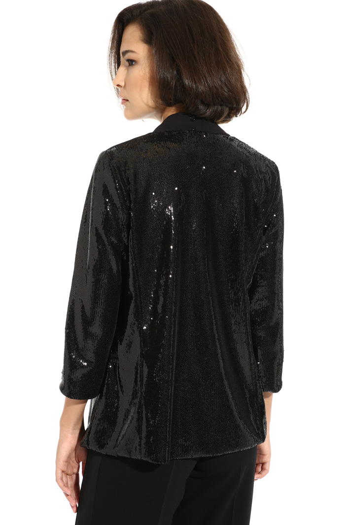 Sequin jacket Intrend