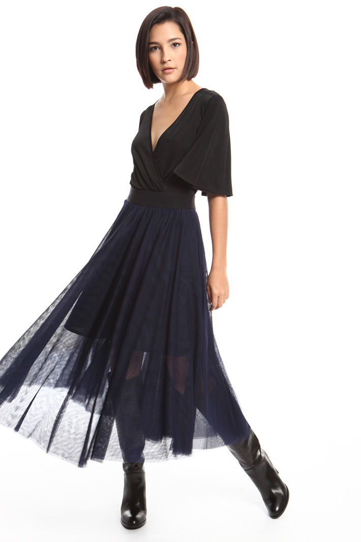 Layered tulle skirt Intrend