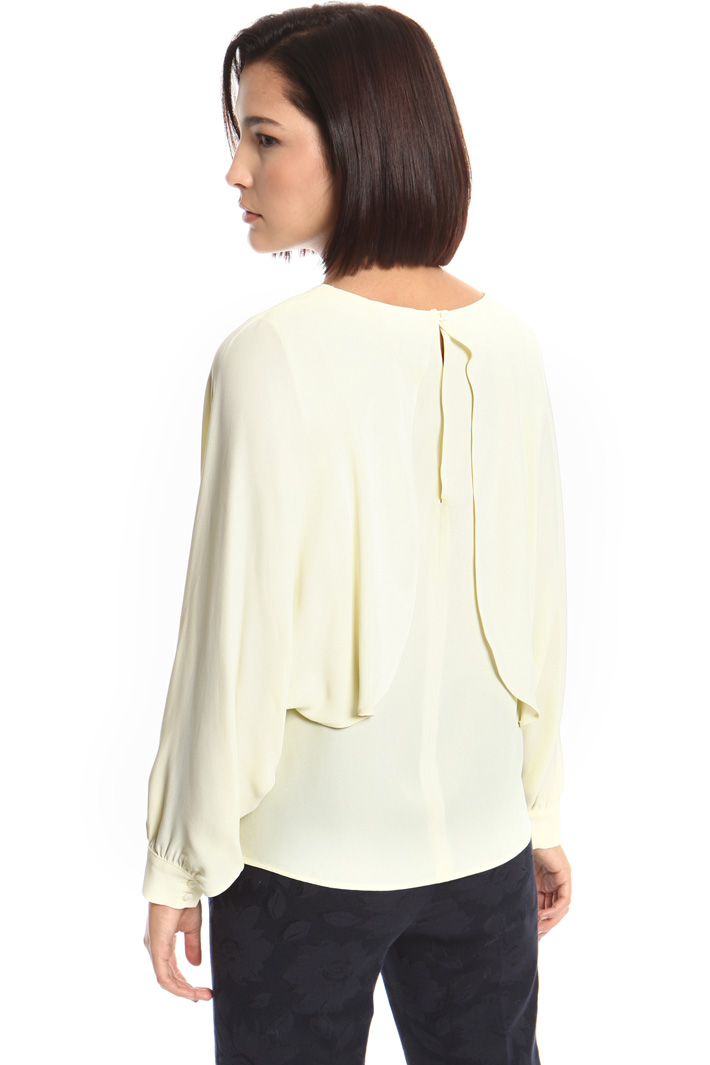 Overlay blouse Intrend