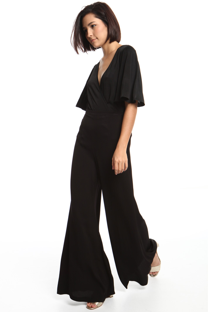 Wide cady trousers Intrend
