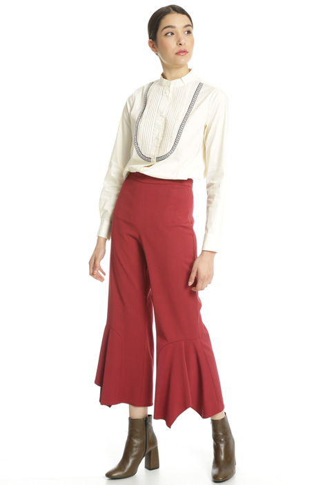 Flounced trousers Intrend