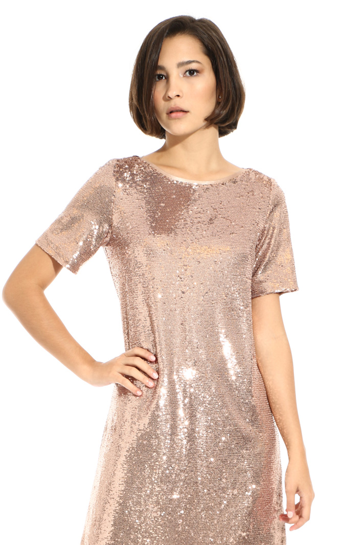 Sequin mini dress Intrend