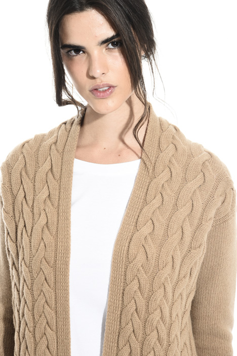 Braided cardigan Intrend
