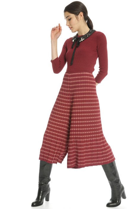 Knitted culottes Intrend