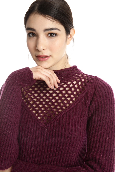 Lurex wool sweater Intrend