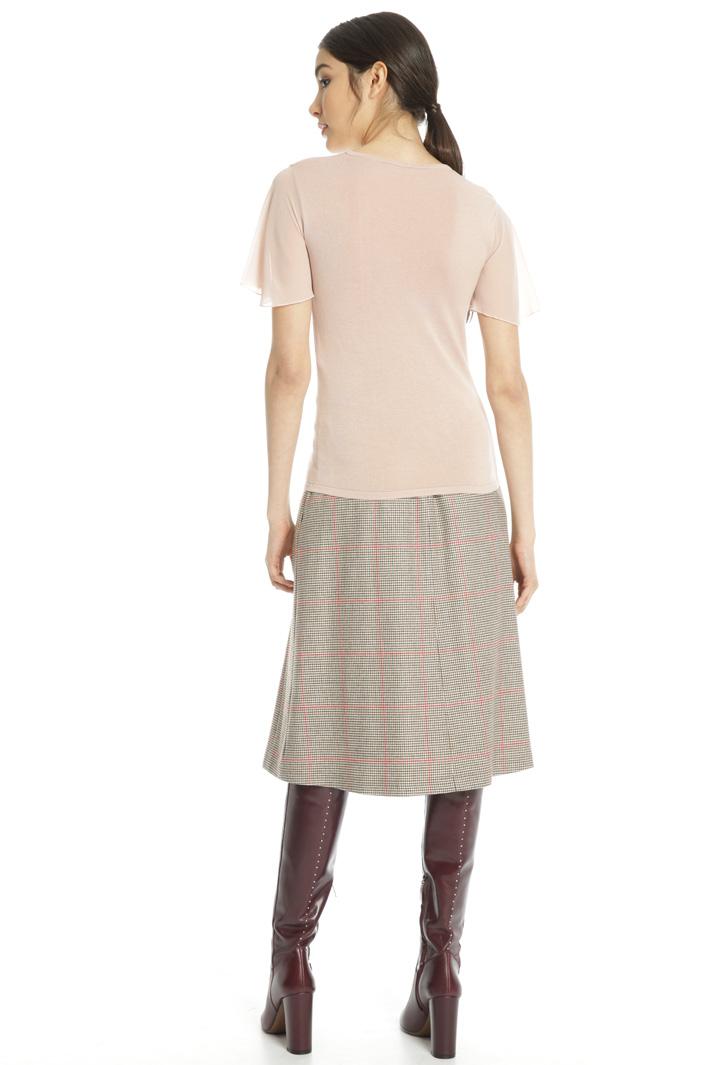 Georgette sleeve sweater Intrend