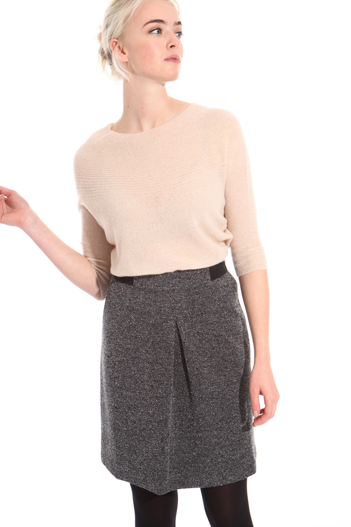 Loose-fit cashmere sweater Intrend