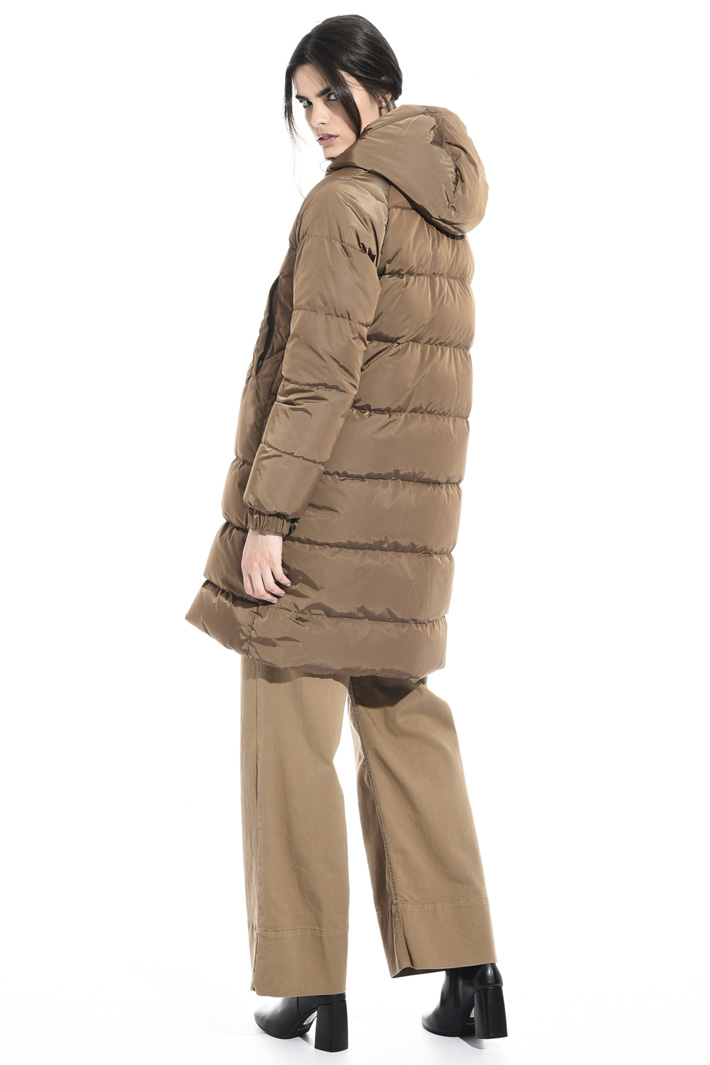 Reversible down coat Intrend