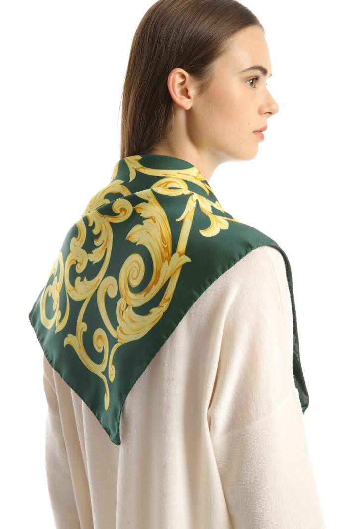 Pure silk foulard Intrend