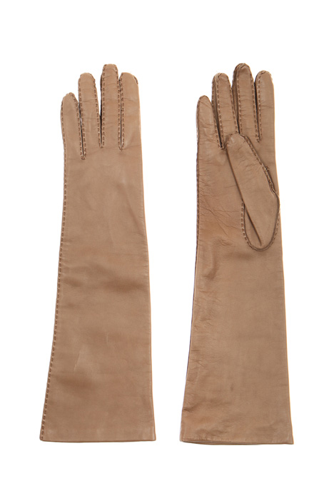 Long nappa gloves Intrend